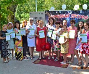 Fashion-показ випускників проекту «Шиття без обмежень»