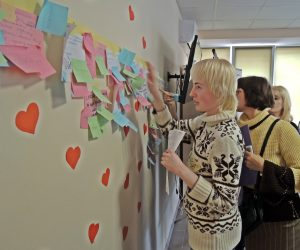 Стратегічна сесія визначення проблем проектних ідей активної молоді