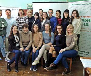 8 тренінг «Методи PR-кампанії проектів» програми громадянської освіти «Проектний менеджмент для молоді»