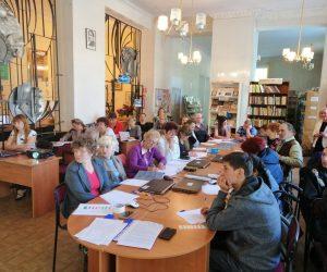 2 тренінг модуля «Ділова українська мова та культура спілкування»